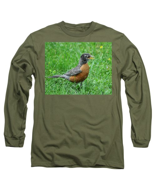 Robin 334 Long Sleeve T-Shirt