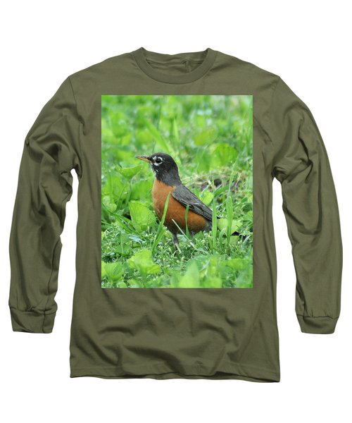 Robin 370 Long Sleeve T-Shirt