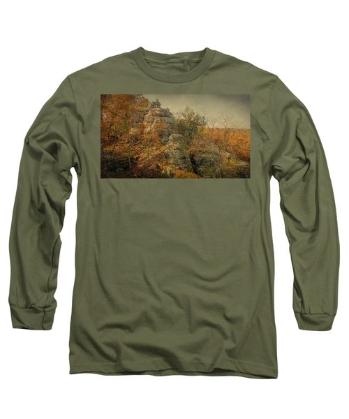 Rock Formation Long Sleeve T-Shirt