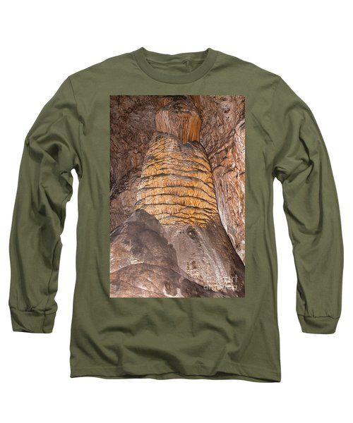 Rock Of Ages Carlsbad Caverns National Park Long Sleeve T-Shirt