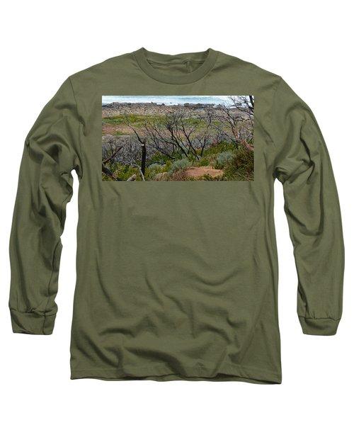 Rocky Outcrop Long Sleeve T-Shirt