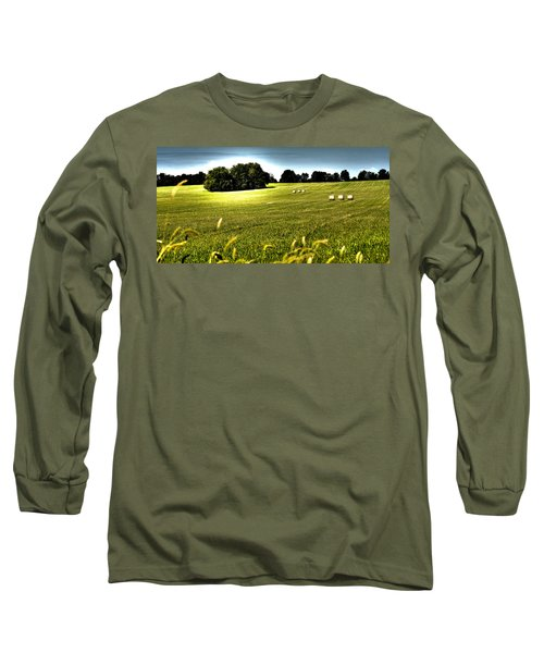 Rolling Pastures Long Sleeve T-Shirt