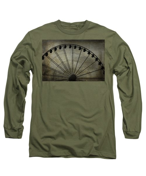 Romance In The Air Long Sleeve T-Shirt by Marilyn Wilson