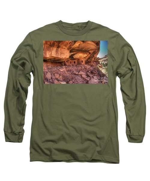 Roof Falling In Ruin 2 Long Sleeve T-Shirt