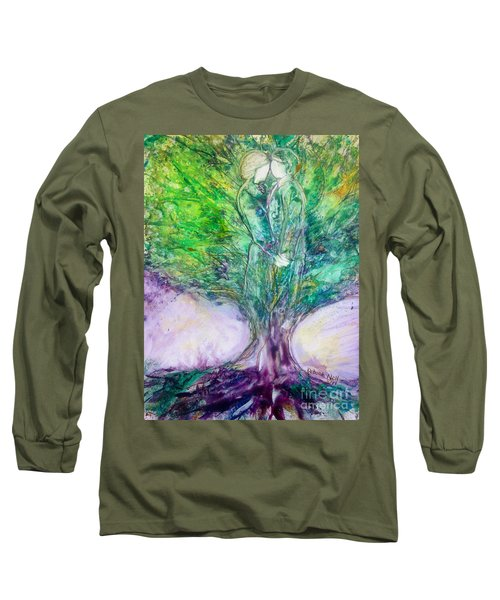 Rooted In Love Long Sleeve T-Shirt