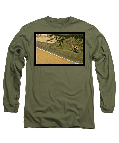 Rossi Though The Trees  Long Sleeve T-Shirt
