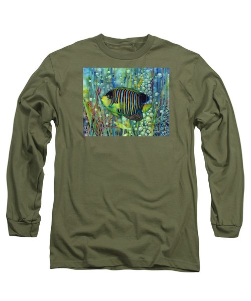Royal Angelfish Long Sleeve T-Shirt