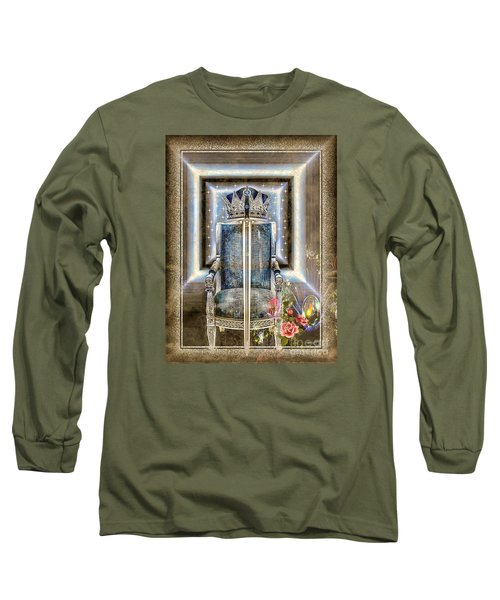 Royal Golden Sword Long Sleeve T-Shirt