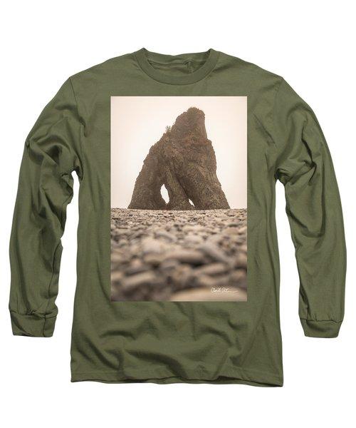 Ruby Beach Triangle Long Sleeve T-Shirt