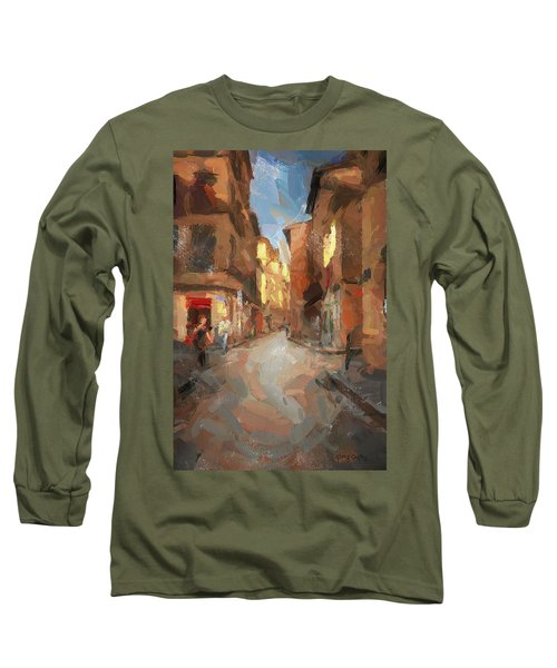 Rue Du Doyenne Long Sleeve T-Shirt