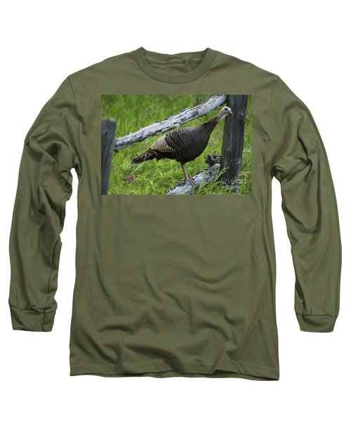 Rural Adventure Long Sleeve T-Shirt