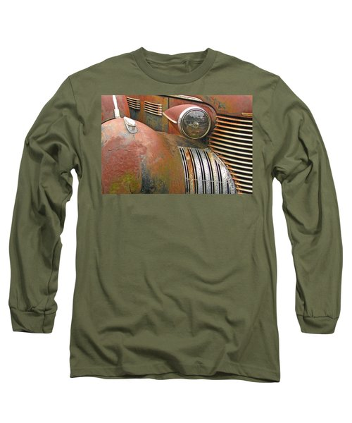 Rust ... The Other Color Long Sleeve T-Shirt