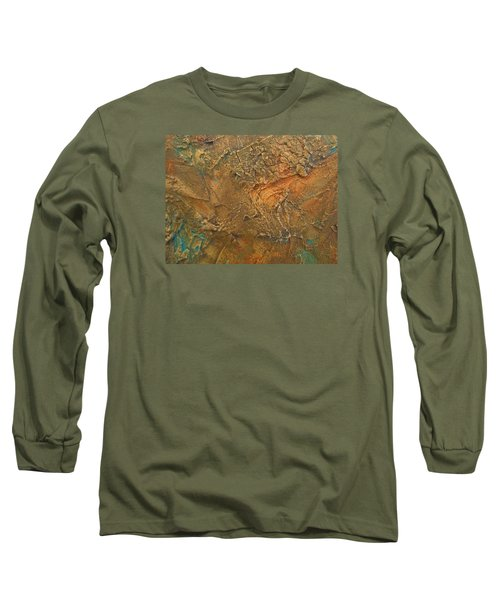 Rusty Day Long Sleeve T-Shirt by Alan Casadei