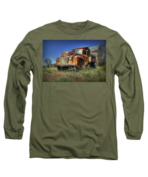 Rusty Reed Long Sleeve T-Shirt