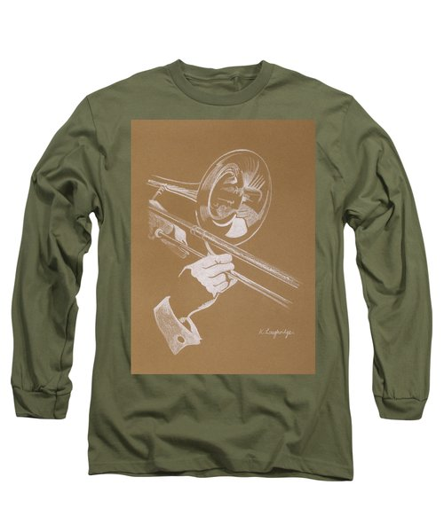 Sacred Trombone Long Sleeve T-Shirt