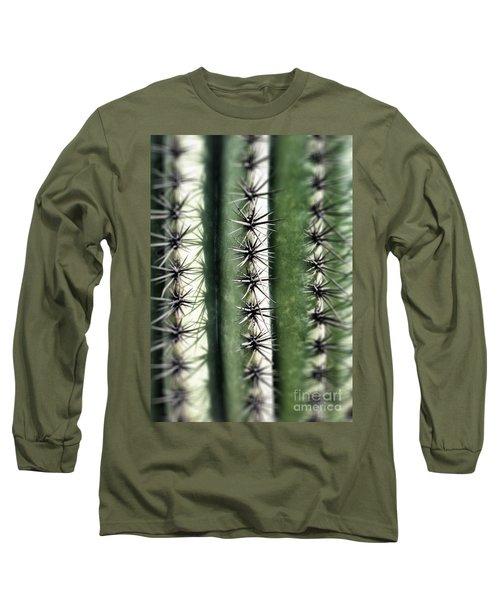 Saguaro Catus Needles Long Sleeve T-Shirt