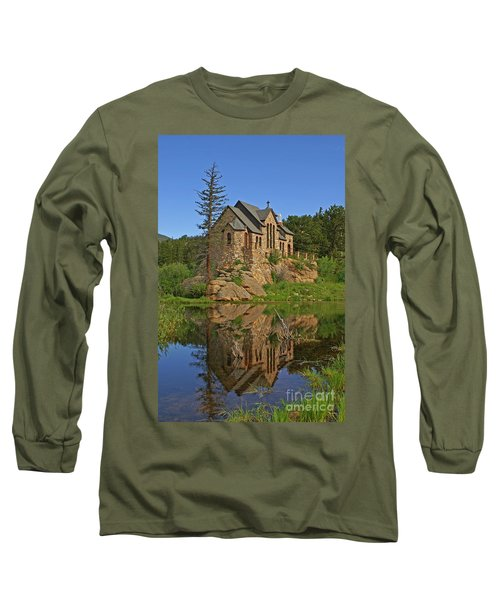 Saint Malo Reflection Long Sleeve T-Shirt