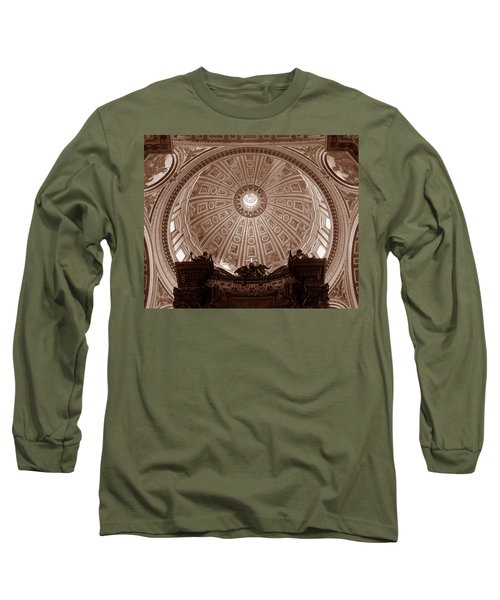 Saint Peter Dome Long Sleeve T-Shirt
