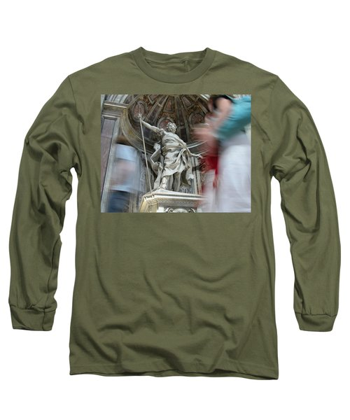 Saint Peters Traffic Long Sleeve T-Shirt