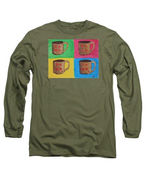 Samo Mug Long Sleeve T-Shirt