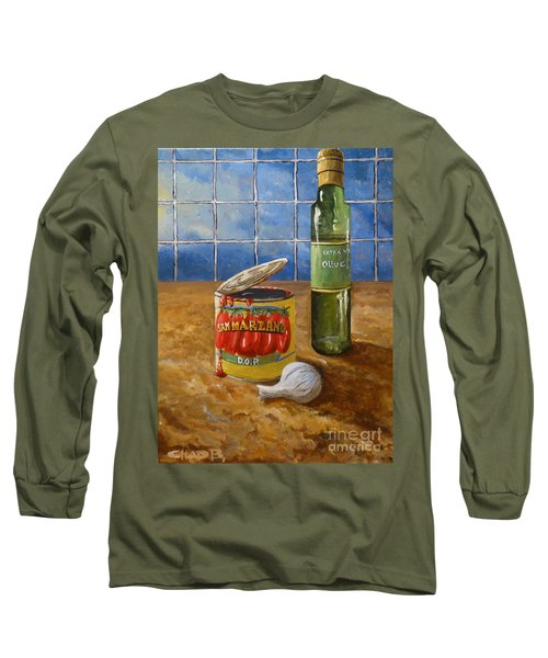 San Marzano Long Sleeve T-Shirt