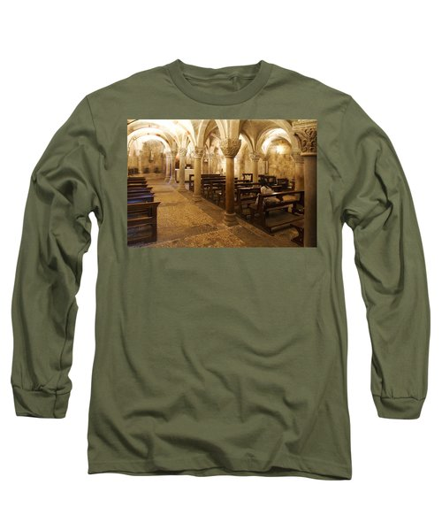 San Michele Chapel Long Sleeve T-Shirt