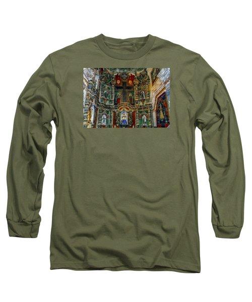 San Xavier Mission Long Sleeve T-Shirt