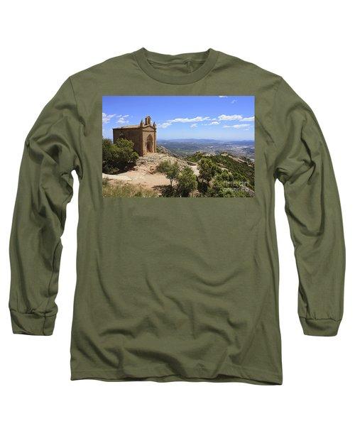 Sant Joan Chapel Spain Long Sleeve T-Shirt