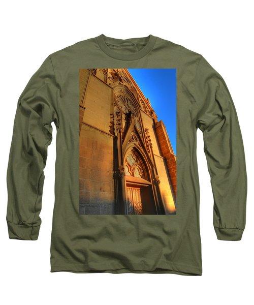 Santa Fe Church Long Sleeve T-Shirt
