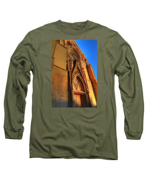 Santa Fe Church Long Sleeve T-Shirt