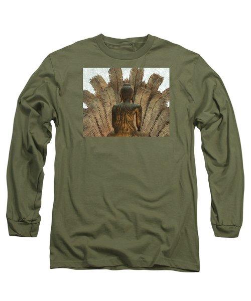 Satori Long Sleeve T-Shirt by Paul Ashby