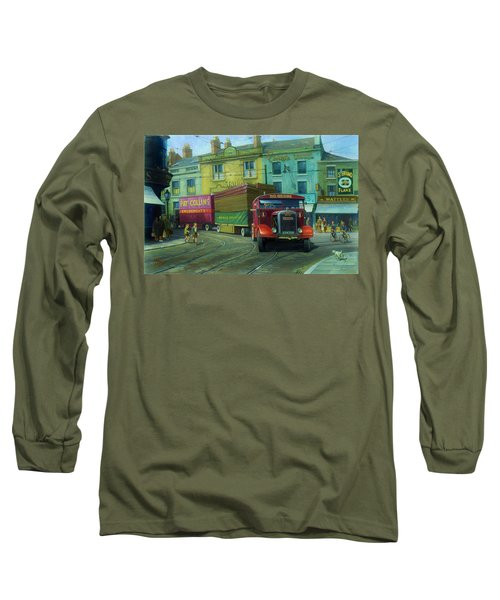 Scammell Showtrac Long Sleeve T-Shirt
