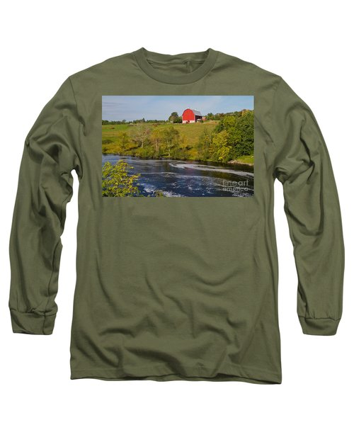 Midwest Farm Long Sleeve T-Shirt