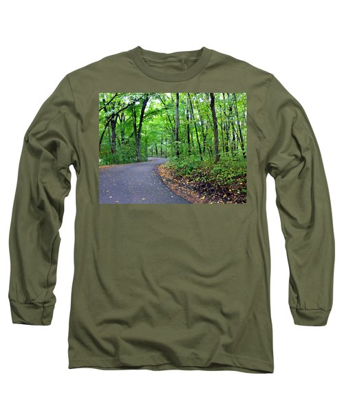 Scenic Minnesota 12 Long Sleeve T-Shirt