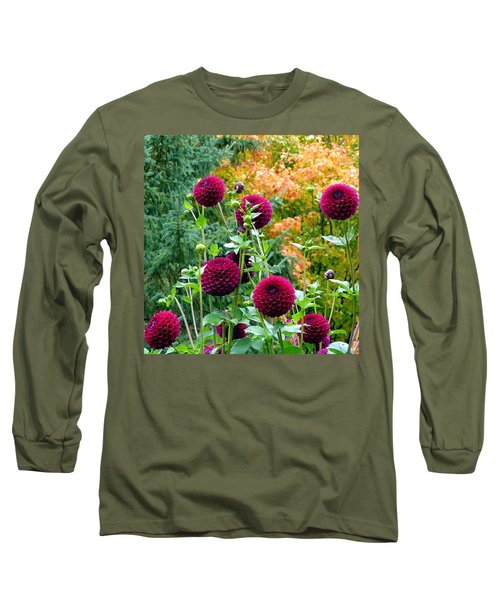 Scenic Minnesota 9 Long Sleeve T-Shirt