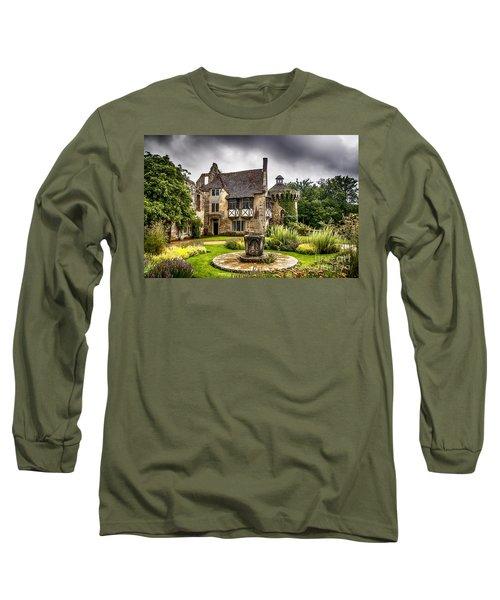 Scotney Castle 4 Long Sleeve T-Shirt