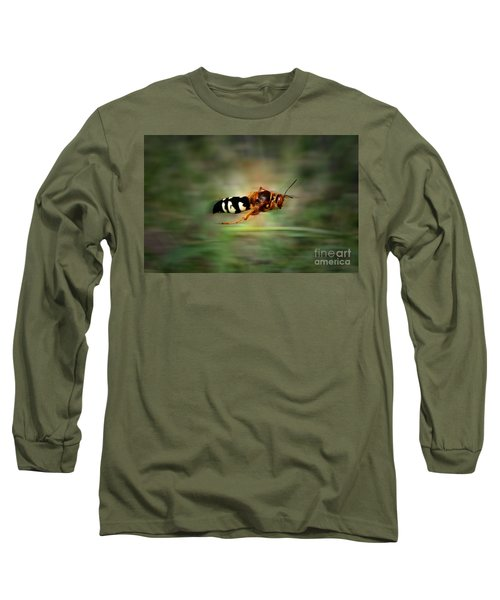 Long Sleeve T-Shirt featuring the photograph Scouting Mission by Thomas Woolworth