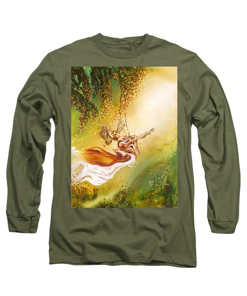 Search For The Sun Long Sleeve T-Shirt