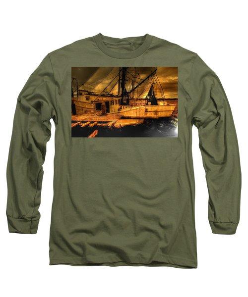 Secret Catch Long Sleeve T-Shirt