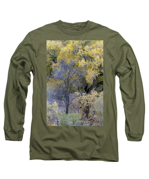 Sedona Fall Color Long Sleeve T-Shirt