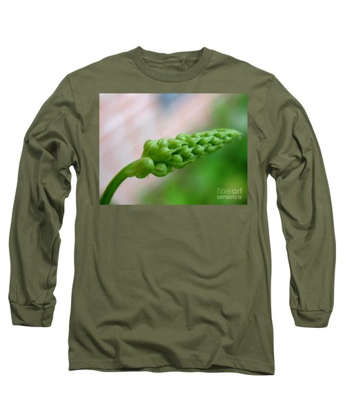 Seed Pod Long Sleeve T-Shirt