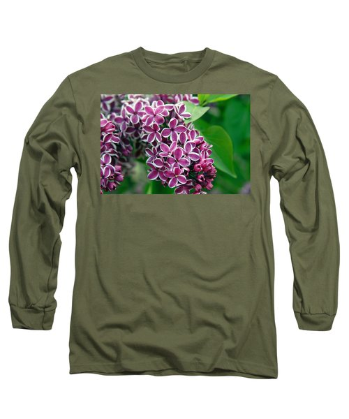 Sensation Lilac Long Sleeve T-Shirt