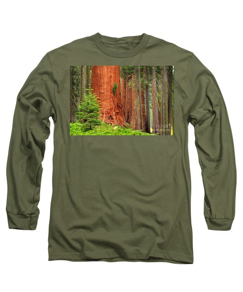Sequoias Long Sleeve T-Shirt