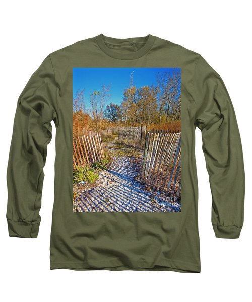 Serenity Trail.... Long Sleeve T-Shirt