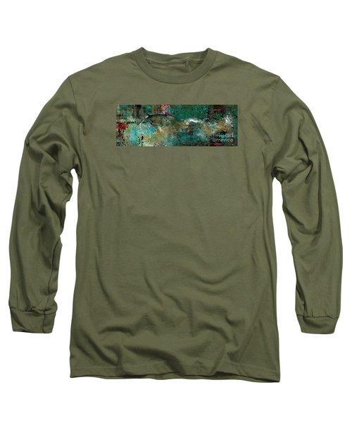 Sheer Horse Long Sleeve T-Shirt