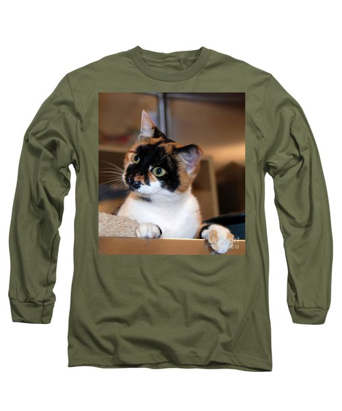 Shelter Cats Are The Best Long Sleeve T-Shirt