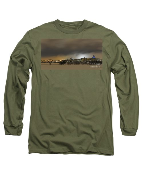 Shimmer Of Pearl.. Long Sleeve T-Shirt