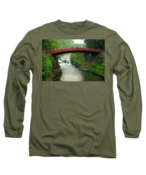 Shinkyo In Nikko Long Sleeve T-Shirt
