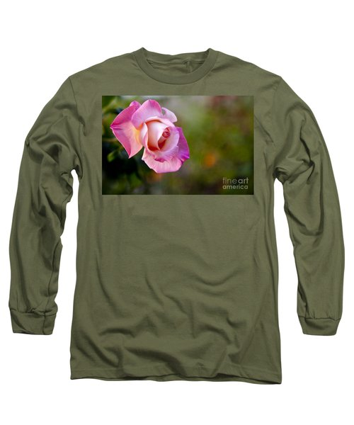 Long Sleeve T-Shirt featuring the photograph Short Lived Beauty by David Millenheft