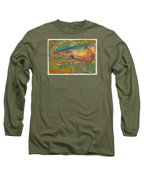 Shrimp Head Long Sleeve T-Shirt